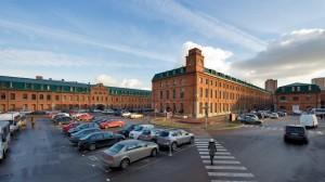 Новоспасский двор