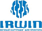 логотип ирвин