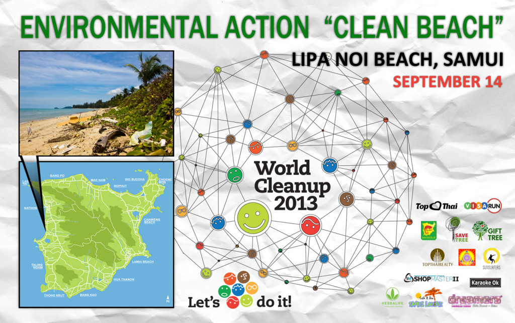 poster cleanup 14 september